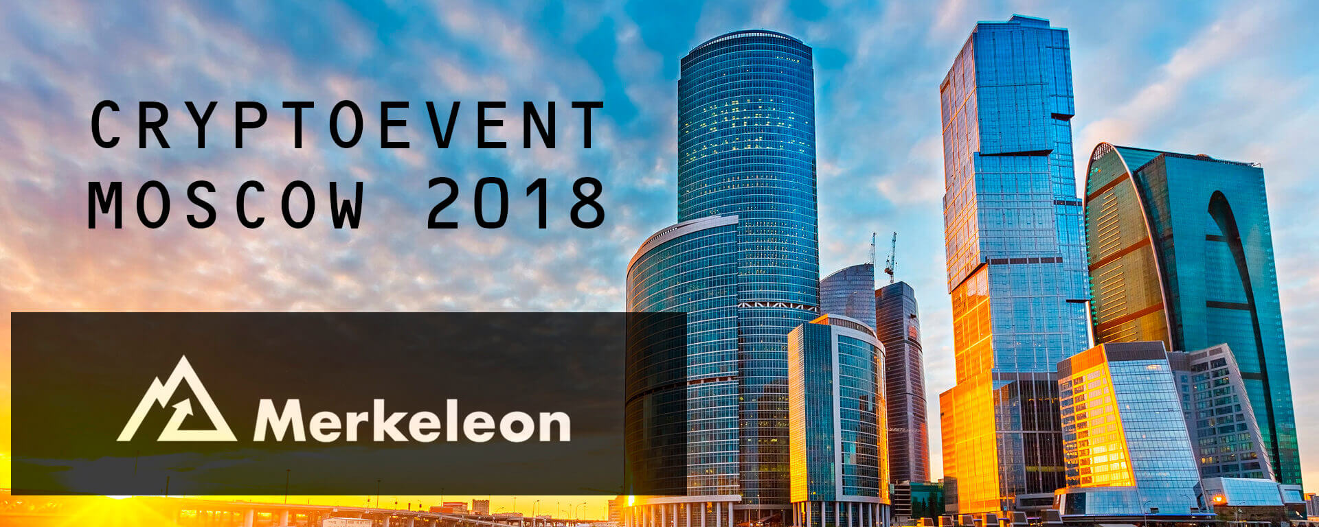 Crypto Conference - Moscow 2018